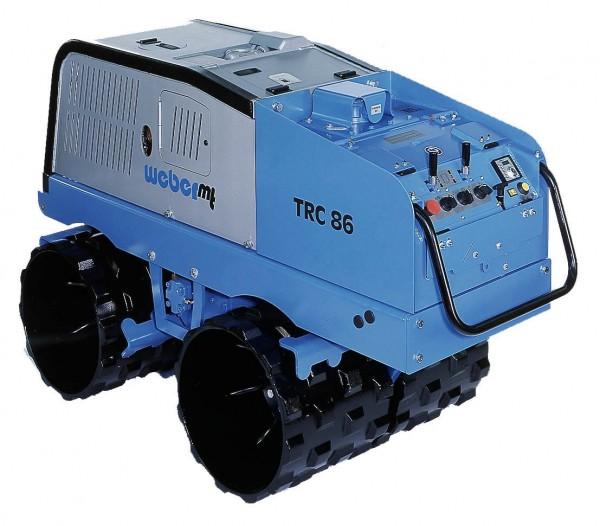 Weber MT Grabenwalze TRC 66 mit 1350kg 75KN