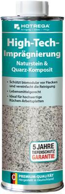 HOTREGA® High Tech Imprägnierung Naturstein & Quarz Komposit