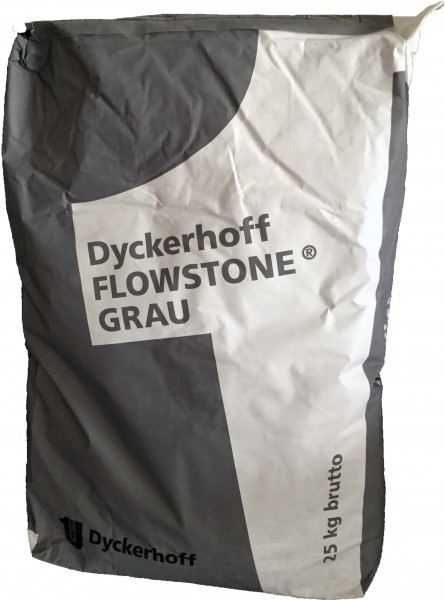 Dyckerhoff FLOWSTONE Grau Hochleistungsbindemittel