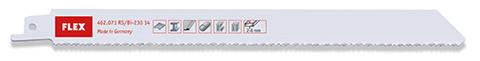 Säbelsägeblätter für Metall und Blech RS/Bi-230 14 VE5
