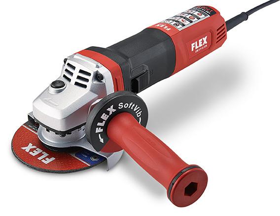 LBE 17-11 125 1700 Watt Winkelschleifer mit variabler Drehzahl und Bremse, 125 mm 447.668