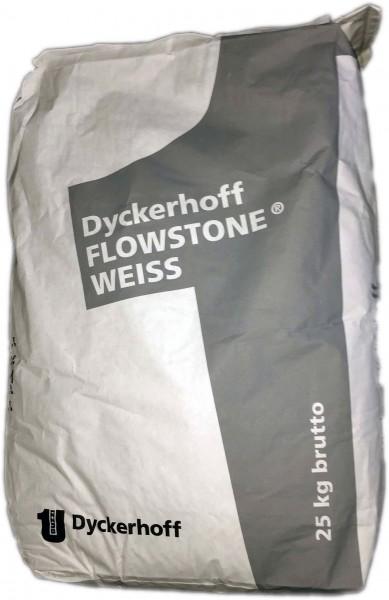 Dyckerhoff FLOWSTONE Weiß