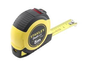 STANLEY Bandmaß Tylon Dual Lock 5Meter