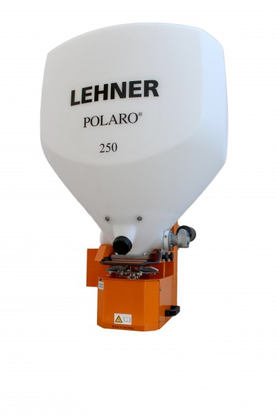Lehner Polaro 250 Streuer Winterdienst neue Generation
