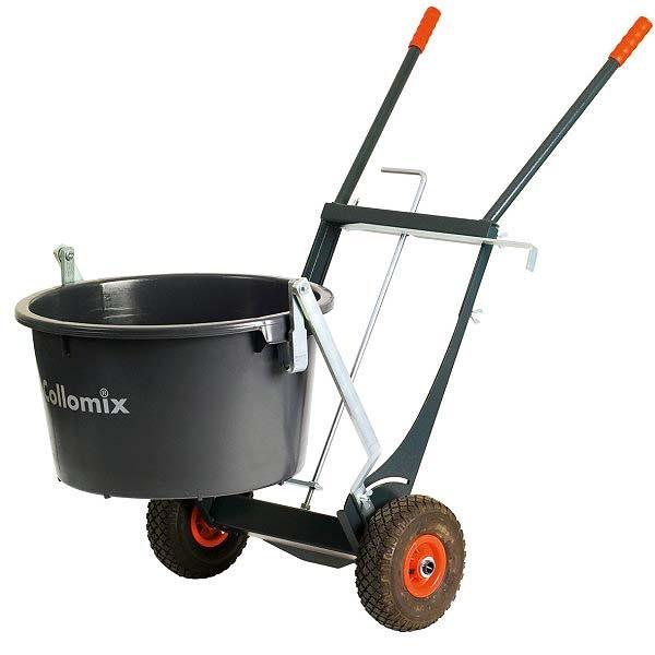 Collomix Transportwagen Aufrüstsatz für 90 Liter Kübel