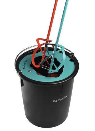 Collomix Mixer-Clean 30L Reinigungseimer